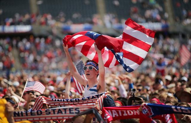 美国职业足球大联盟火爆的背后